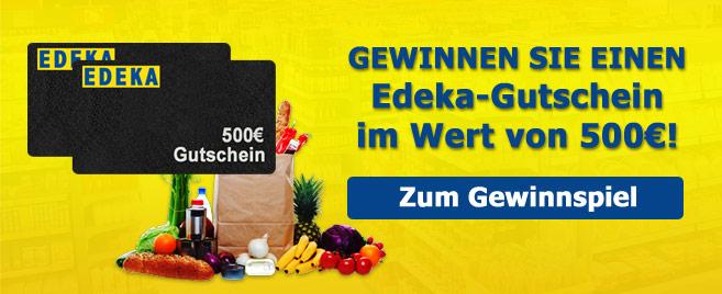 Edeka Gutschein Gewinnen