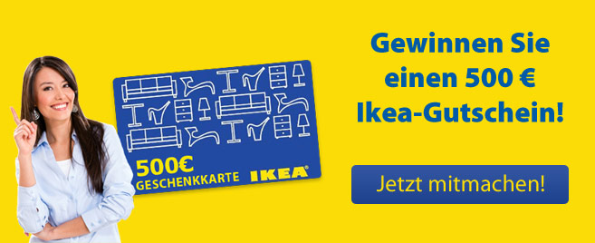 Ikea Gutschein Gewinnspiel Gewinnspielede