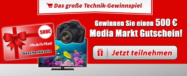Media Markt Gewinnspiel Fake