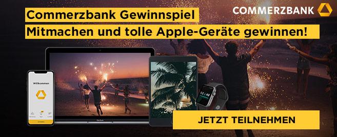 COMMERZBANK FACEBOOK GEWINNSPIEL