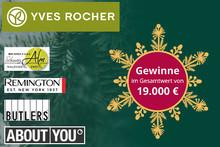 Gewinnspiel: Yves Rocher Gewinnspiel