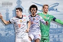 Gewinnspiel: Mit dem FCB nach Kiew