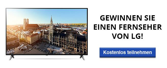 Fernseher-Gewinnspiel